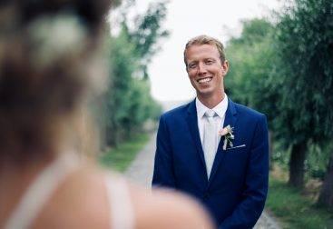Ilustrasi pengantin pria