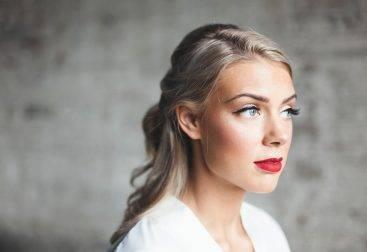 Makeup bold. Foto: https://unsplash.com/@nickarnot