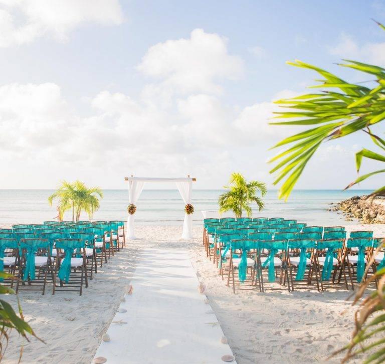 Venue pernikahan romantis