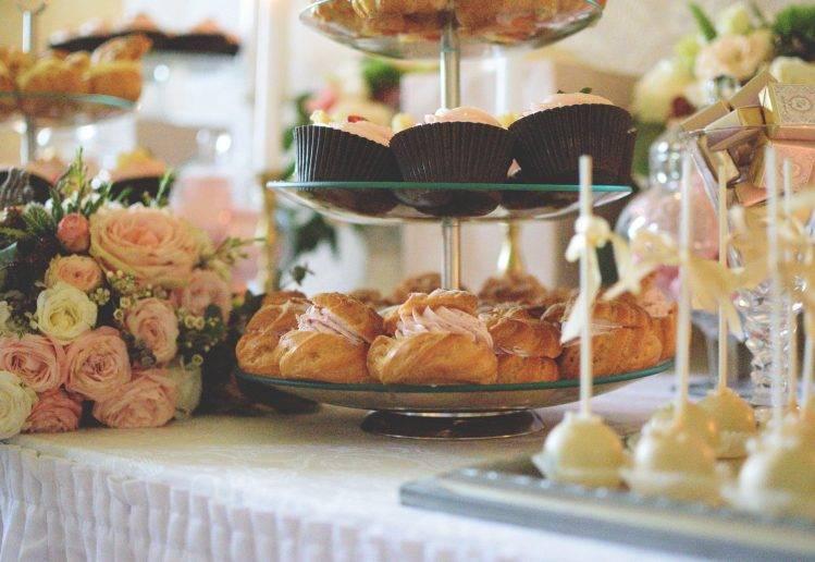 Ilustrasi katering pernikahan